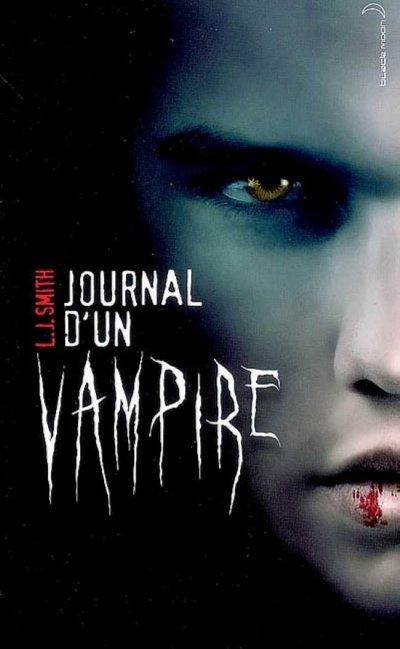 le journal du vampire le nouveau livre que je lis