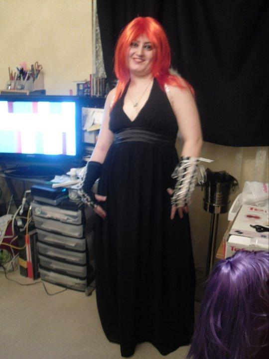 mardi gras en cosplay