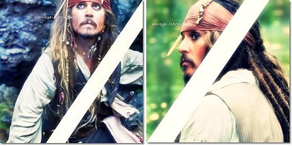 • Deux nouvelles MAGNIFIQUES photos de Jack Sparrow •