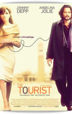 • Nouvelle affiche de The Tourist •