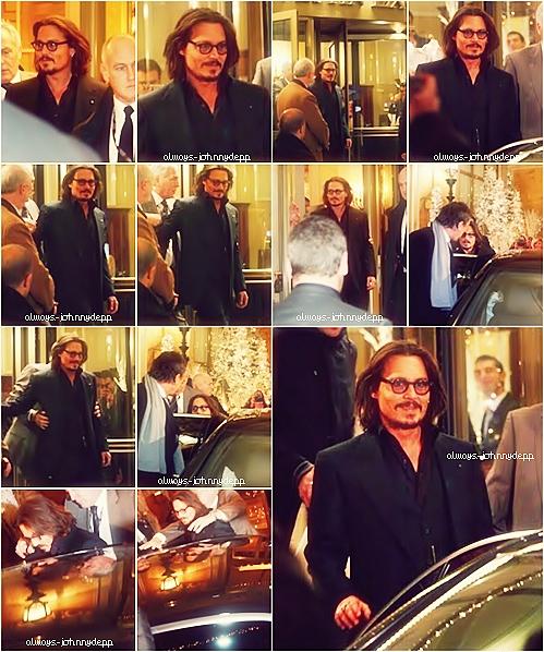 • Johnny à Rome •