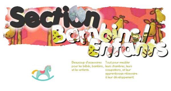 Section Bambins Enfants Blog De Cocoon Sims
