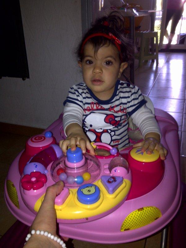 ma princesse de ma vie ki a 1ans deja sa passe trop vite ke je laime ma vie !!!!!!!!!!!!!!!!!!!!!!!!