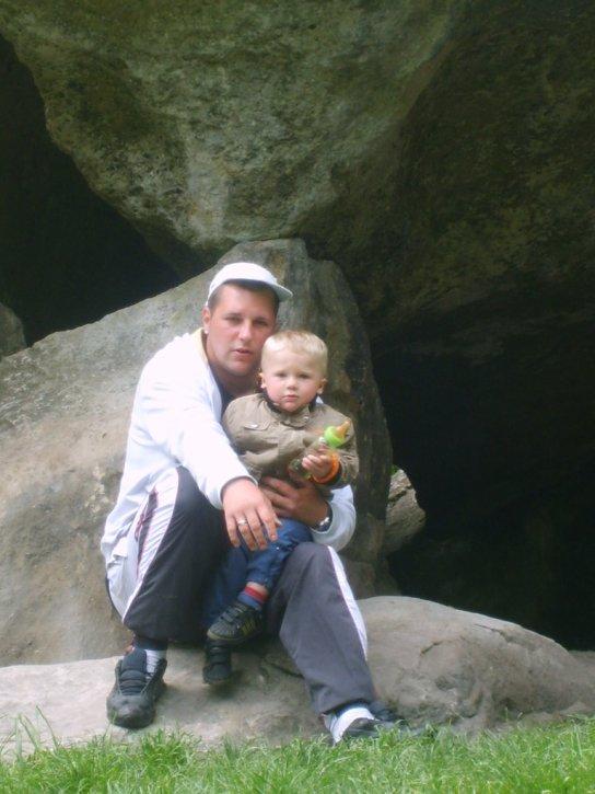 enzo et son papa mes deux amours