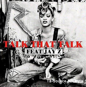 14 Janvier 2012 - Pochette Talk That Talk