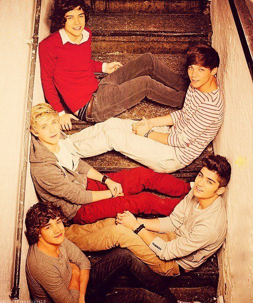 One Direction forever♥