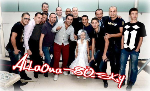 Le Prince Allaoua Au Mariage De NICOLA - Septembre 2012