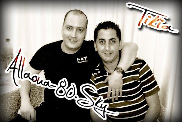 Le Prince Allaoua & Moi