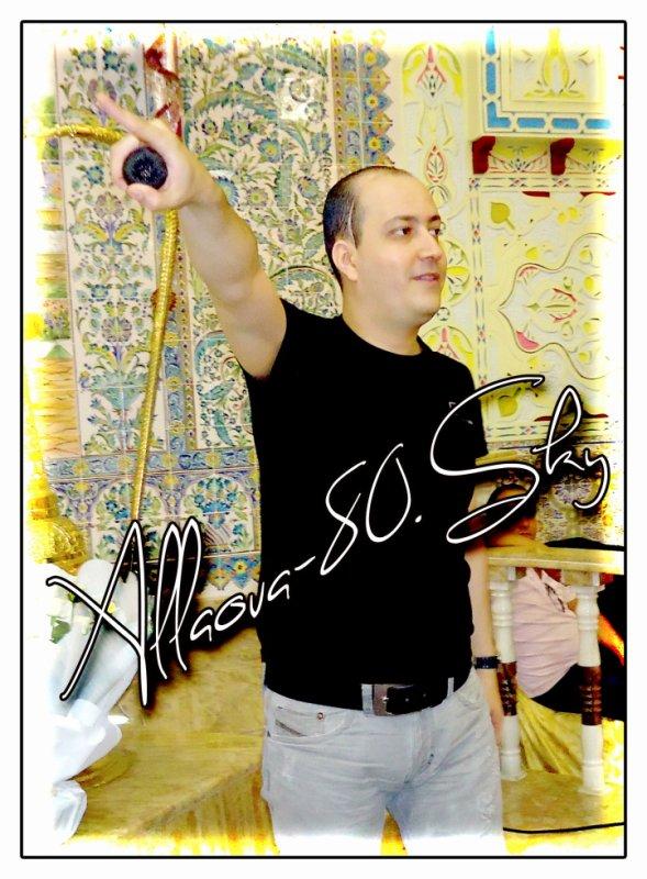 Le Prince Allaoua a La Salle Sohaib a Blida  Le 20 October 2012