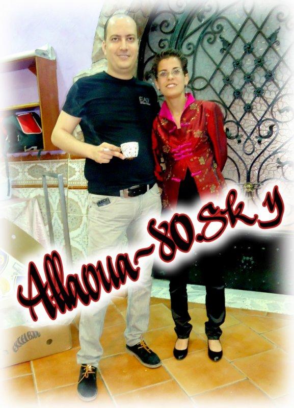 Le Prince Allaoua & Nouria a La Salle Sohaib a Blida - October 2012