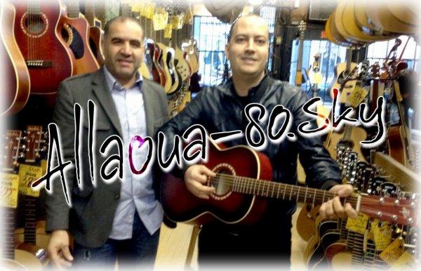 Le Prince Mohamed Allaoua & Kamel Thighri - Montréal - Novembre 2012