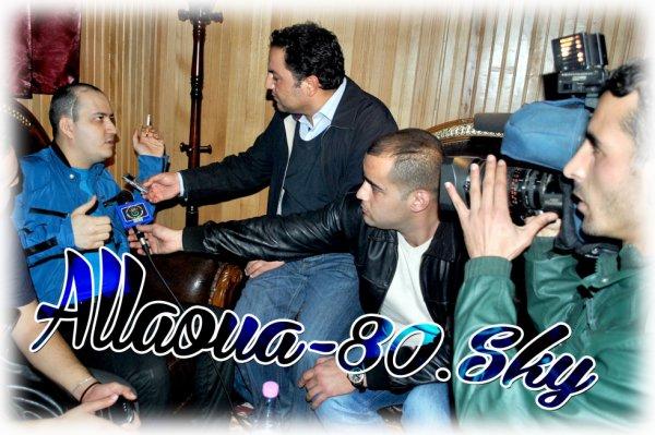 Le Prince Mohamed Allaoua A Été Interviewé Par La Chaine 02 & ENTV