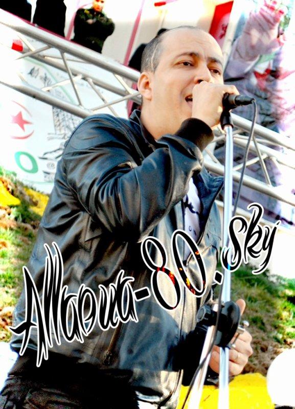 ☆ Le Prince Mohamed Allaoua Au Festival De Tikjda - 2012 ☆