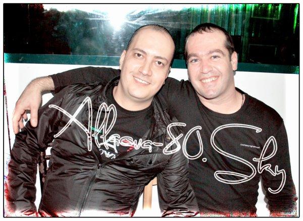 Le Prince Allaoua & Nicola