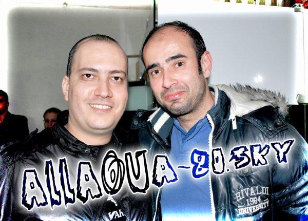 Le Prince Allaoua & K- Samir
