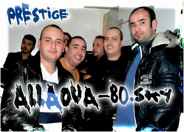 Salle Prestige - Vendredi 28 Décembre 2012