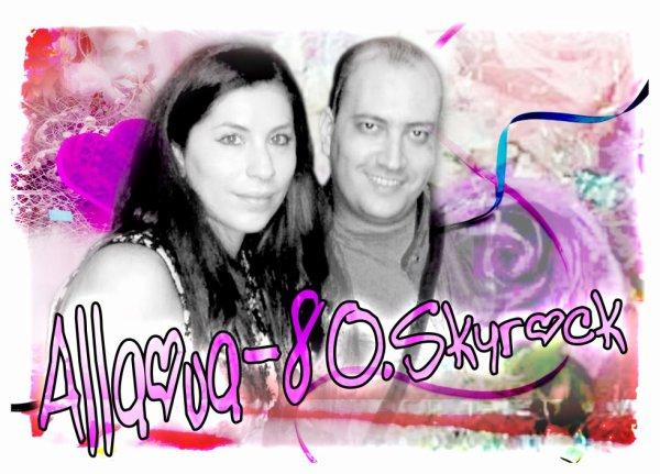 D. Linda & Le Prince Allaoua - LUNDI 31 DÉCEMBRE 2012