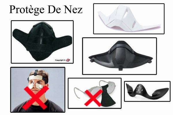 protège de  nez