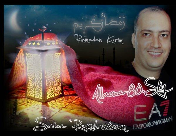 ۩ Ramadan Moubarak - رمضان مبارك ۩