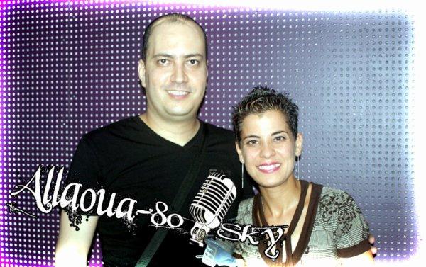 Le Prince Allaoua & Noria