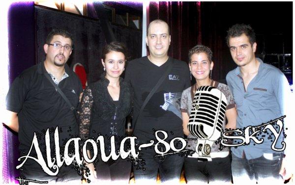 Le Prince Allaoua & Son Groupe Chorale