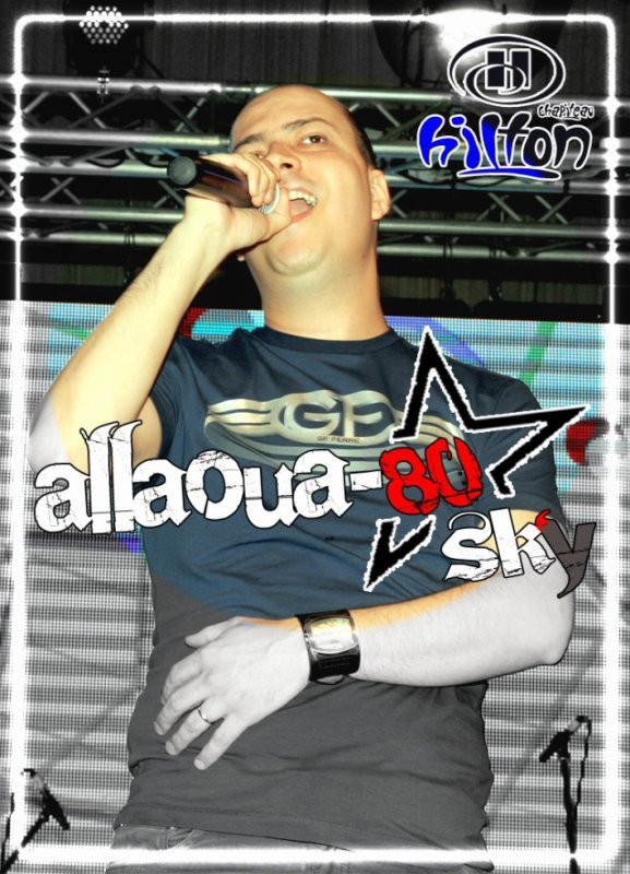 Le Prince Allaoua ☆ Chapiteau De L'hilton ALGER ☆ Samedi 03 Août 2013