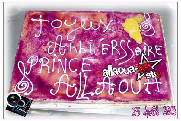 ♠ Joyeux Anniversaire Le Prince Mohamed Allaoua ♠ 33 Ans ♠
