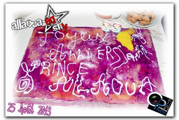 ♠ Joyeux Anniversaire Notre Prince ♠