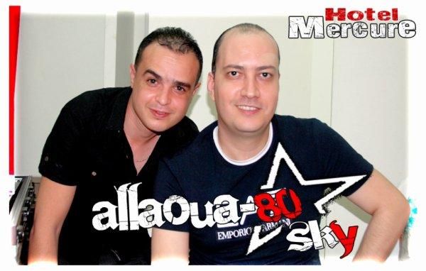 H-Omar ☆ Le Prince Allaoua ☆ 29 Août 2o13 ☆ Hôtel Mercure ALGER