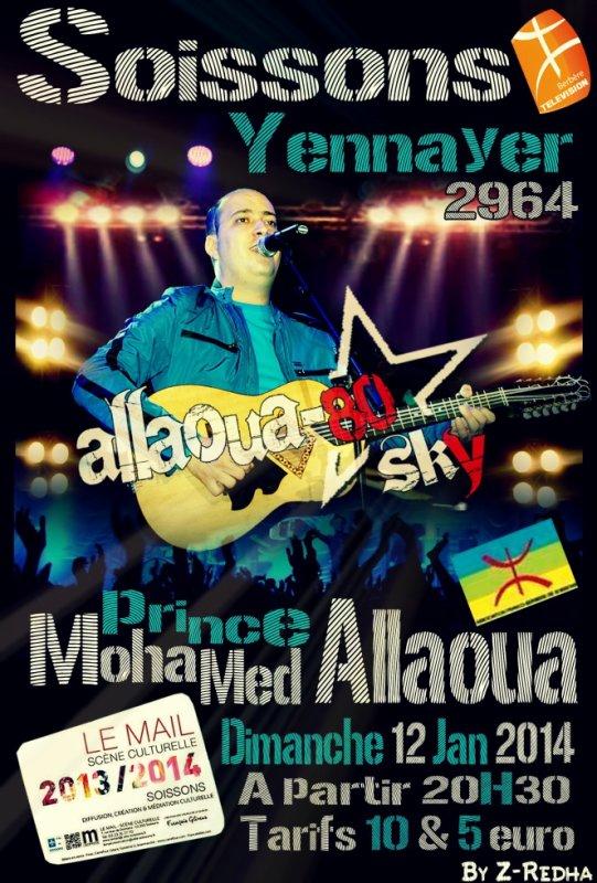 ☆ Le Prince Mohamed Allaoua ☆ Dimanche 12 Janvier 2014 ☆ SOISSONS