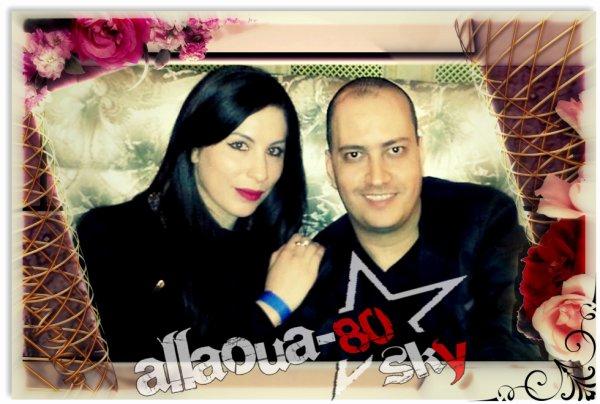 D-Linda & Le Prince Mohamed Allaoua -PARIS 2014