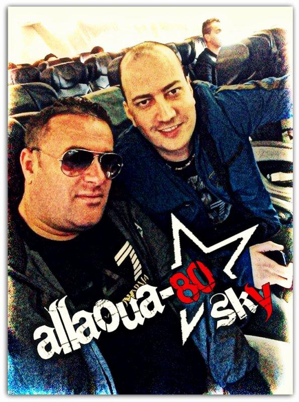 Yazid Meradi & Le Prince Mohamed Allaoua / Mercredi 9 Avril 2014