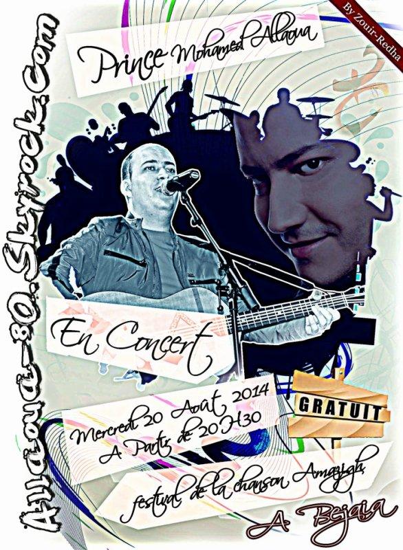 ☆ Festival De La Chanson Amazigh A Bejaia ☆ 20 Août 2014 ☆