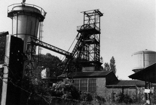 La fosse du vieux 2 de Marles les Mines