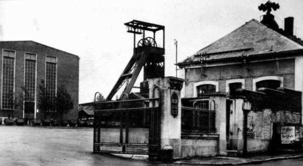 La fosse N° 4 de Bruay en Artois (1)