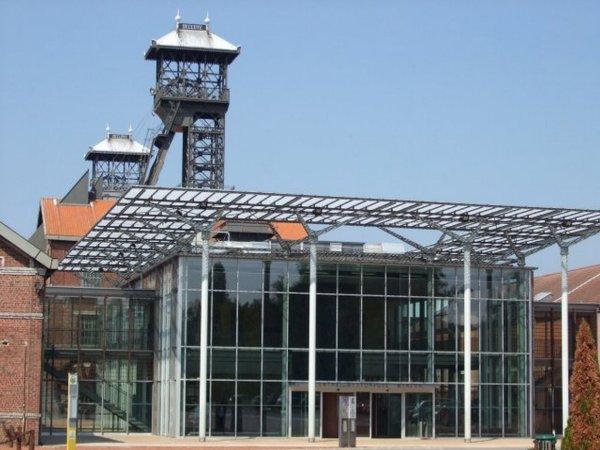 Le Centre Historique Minier de Lewarde, ex fosse Delloye de la compagnie des Mines d'Aniche ( 2 )