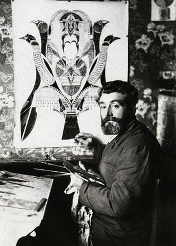Augustin Lesage, mineur de fond, peintre, médium et guérisseur...