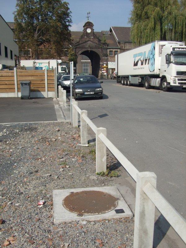 """Sépulture de la fosse """"du pavé"""" aux ateliers centraux des mines d'Anzin"""