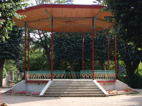 Le Stade Parc municipal de Bruay