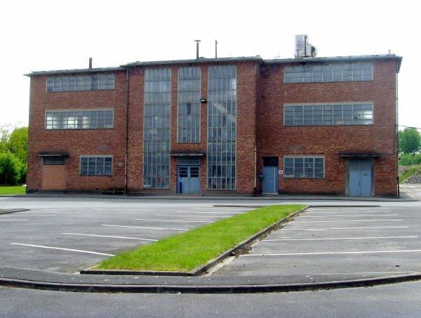Vestiges industriels minier des HBNPC . Fosse N° 5 de Divion  1/2