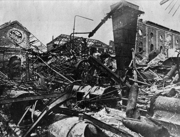 1918: Le désastre....2/2
