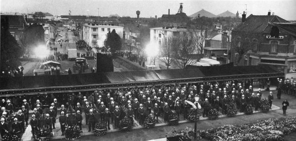 35 ème anniversaire de la catastrophe des mines de Liévin 1.