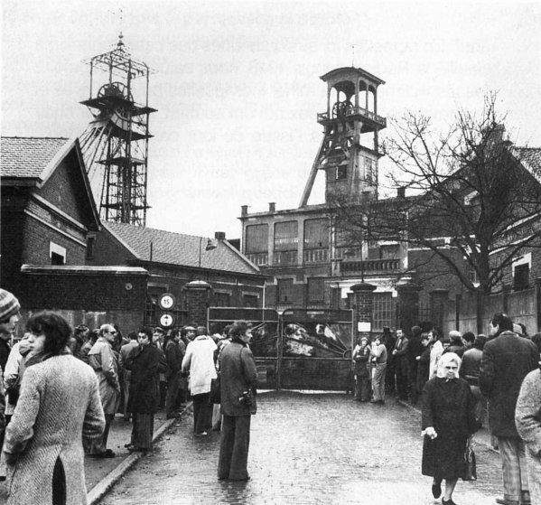 35 ème anniversaire de la catastrophe des mines de Liévin.