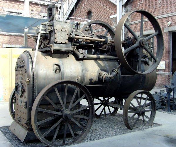 Locomotive à vapeur - Centre Historique Minier de Lewarde