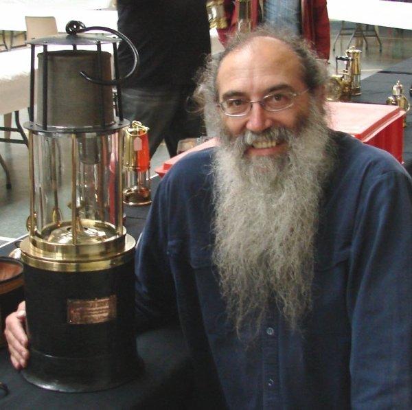 Karl HEUPEL, passionné du patrimoine minier et collectionneur allemand, un site à découvrir.