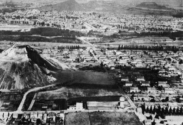 Il y a 35 ans: l' explosion du terril de la fosse 6 de Calonne Ricouart