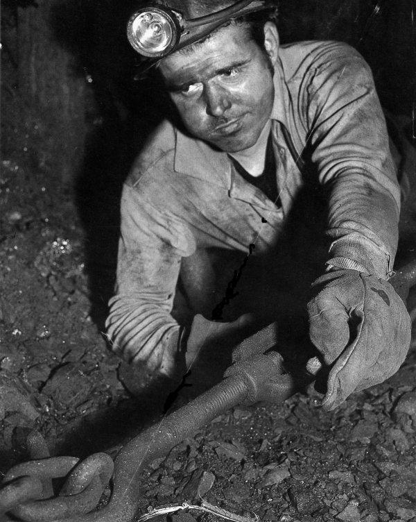 Mineur d' Artois de Jean Claye