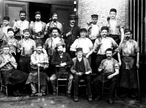 Dans les mines de Liévin vers 1900 - suite