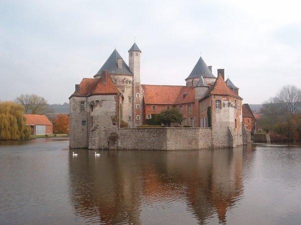 Les journées du patrimoine des 18 et 19 septembre 2010 dans notre région  Nord pas de Calais.
