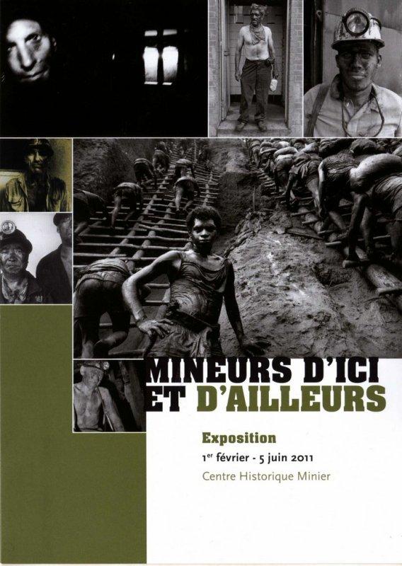 """Exposition """" Mineurs d' ici et d'ailleurs """" au C.H.M de Lewarde"""